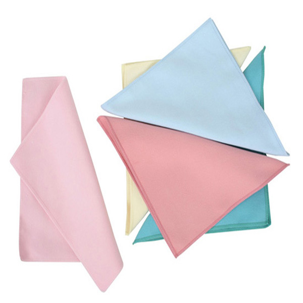 100% polyester microfiber terry clean cloth