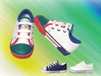 children sneaker, arch support sole, casual shoes