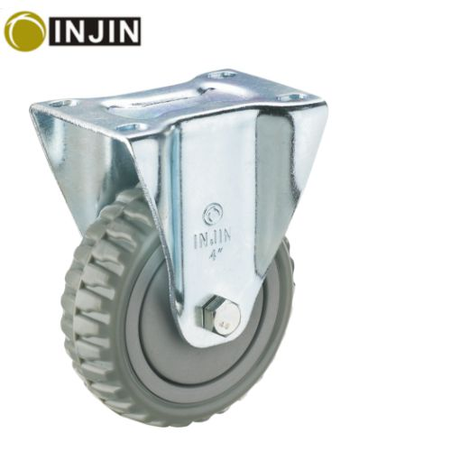 industrial trolley 3 inch pvc castor <strong>wheel</strong>
