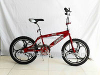 "20""inch freestyle steel frame new desgin BMX bike BMX bicycle china bicycle factory"