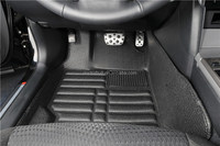 easy-clean car met,heated car mat, 3D car floor mat