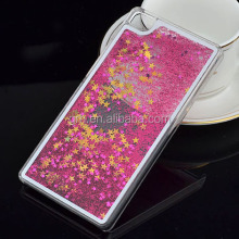 stars glitter powder crystal case for Huawei Ascend P8