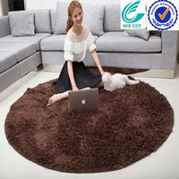 microfiber japanese polyester shaggy carpets and rugs