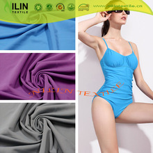 Anti uv fabric 82 nylon 18 spandex rash vest fabric