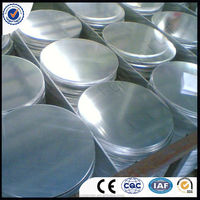 Hot sale 1050 3003 3004 Durability aluminium circle and resistance to corrosion aluminum disc for kitchenware