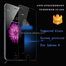 Mobile anti blue light screen protector for iphone 6,anti blue ray tempered glass screen protector guard for iphone 6