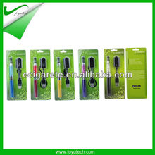 Best design in blister kit ego series batteries with 1 year warranty e cigarette hong kong