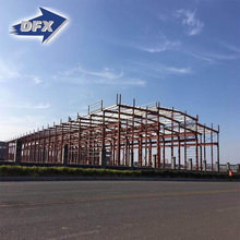 Light Steel Construction Design Prefabricated Steel Structure Warehouse