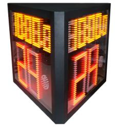 For sale Professional basketball scoreboard & timer