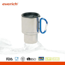 400ml Hot Sale Vacuum Insulated Double Wall Stainless Steel Stein Beer Mug For Beer