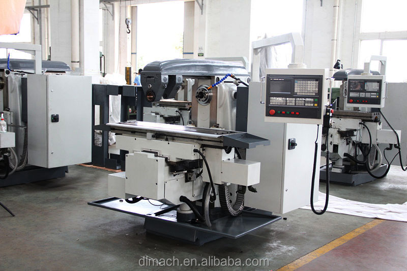 XK6040 China Hobby Horizontal CNC Milling Machine