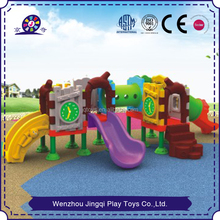 2017 plastic thailand tube polishing outdoor playground equipment for kids
