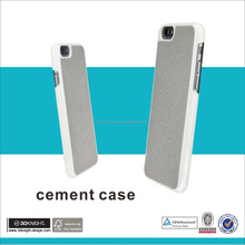 New technology phone case cement phone case for iphone 7
