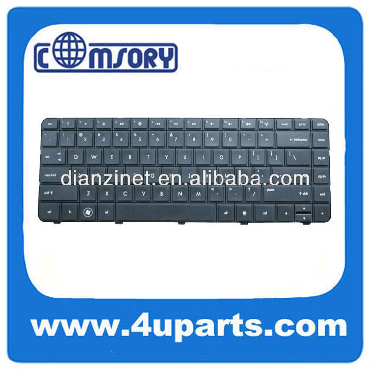 Brand New US Layout for HP G4 G6 Laptop/Notebook Keyboard OEM Black Keyboard