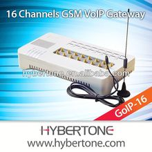 16 ports gsm voip gateway fixed cellular terminal