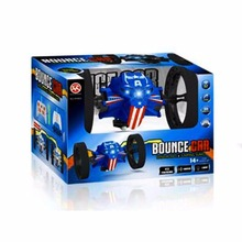High Performance 2.4G RC BOUNCE CAR Toy