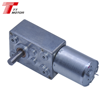 TWG3246-370CA 12v mini dc worm gear motor electric
