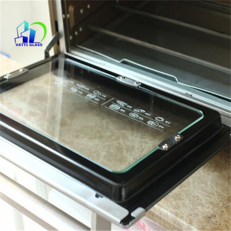 heat soaked tempered glass microwave oven glass
