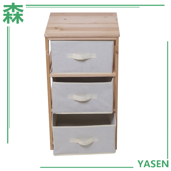 Yasen Houseware Wooden Living-Room Chest,Chest Of Drawers Furniture,Fashion Trunk Chest Furniture
