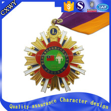 Custom winner medals/gold medals for match