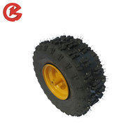 china factory cheap long use life 15X5.00-6 mud and snow tires and wheels