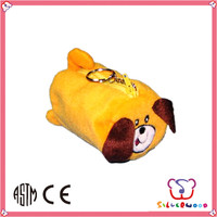 ICTI SEDEX factory colorful cute cartoon branded pencil case