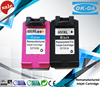 The newest design for hp 650xl cz101a cz102a for printer Deskjet 1015 1515 2515 2545 remanufactured ink cartridge