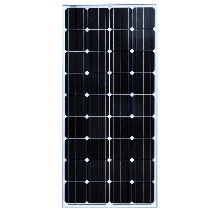 chinese manufacturer low price good polycrystalline photovoltaic 150W solar panels