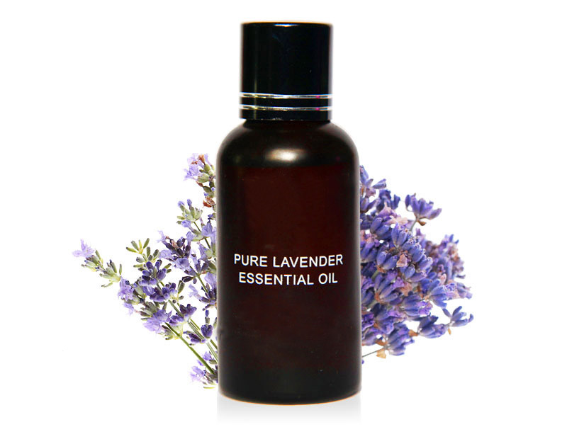 Lavender oil scent