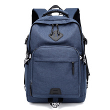 Factory Leisure Black Nylon Men Backpack big backpack Anti theft Backpack laptop <strong>bags</strong>