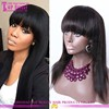 10A grade yaki lace front wigs new arrival light yaki lace front wig factory direct supply lace front wig with bun