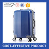 Factory Hard ABS PC aluminum Trolley Travel Luggage Case