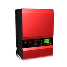 MUST SOAR Factory OEM big capacity1-6kw 48v Pure sine wave home power inverter for house power supply