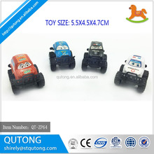 Import china products pull back monster car promotion surprise egg toy buying on alibaba