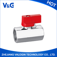 New Style Shock Resistant Wafer Type Ball Valve
