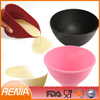RENJIA silicon hair treatment bowl,silicon bowl for hair,mask bowls silicone