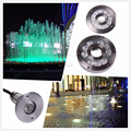 Stainless steel 316 DMX 512 IP68 LED Underwater Light