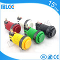 American standard low voltage push button switch for game machine