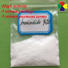 steroid powder brassinolide 0.1% sp for plant growth promoter