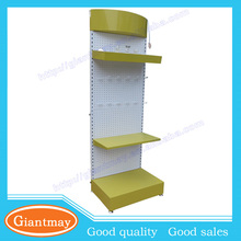 Metal display stand for lamps,LED light bulb rack, floor stand for light bulb
