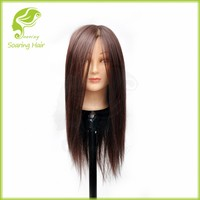 100% Human Hair Cheap Mannequin Head