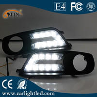 High Bright Daytime Running Light, Car Fog Lamp For Tiida