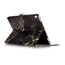 "New Arrival Card Holder Marble Design TPU Silicon Decorative 9.7"" Tablet Case for Apple iPad"