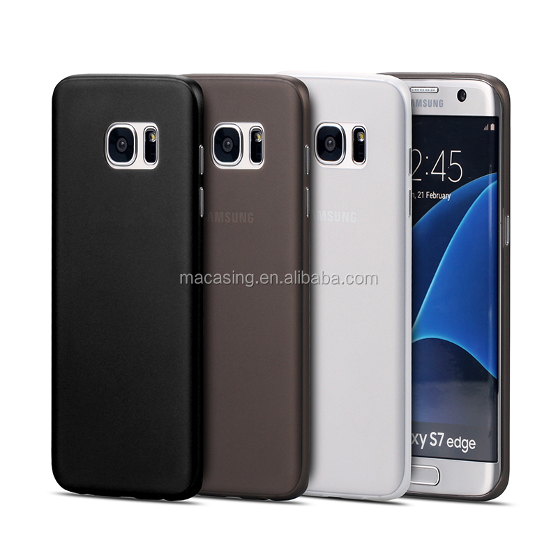 Create your own brand smart cover for Samsung S7 Edge case, for Galaxy S7 Edge clear case
