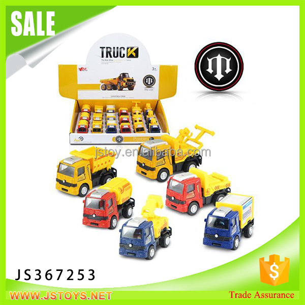 High quality 1:50 scale toy scale model truck rc car diecast