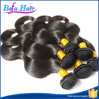 BEFA Hair Soft And Glossy Best Sale Cheap Body Wave Brazilian Virgin Hair