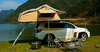 FOB China port price SUV Jeep car soft roof top tents