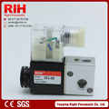 3 way 2 position pneumatic air direct acting Solenoid Valves 1/8'' DC24V/AC220V/AC110V