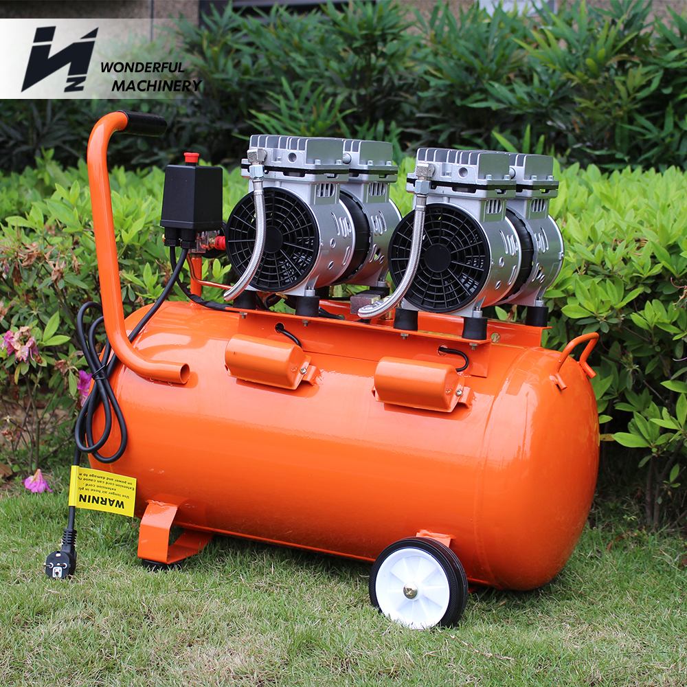 Top china supplier OF-2*550-50L air compressor car wash