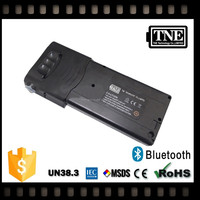 TNE waterproof lifepo4 12v 13ah electric bicycle battery
